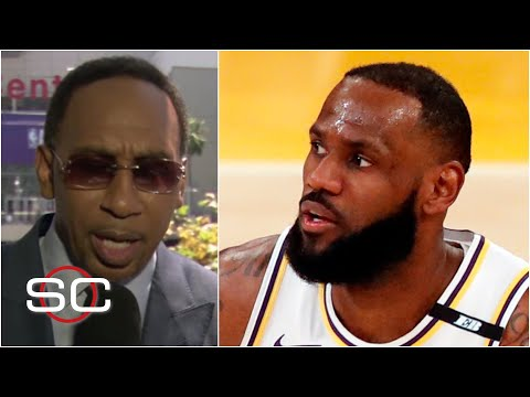 Stephen A.: LeBron's legacy is not on the line unless he 'wets the bed' in Game 6   SportsCenter