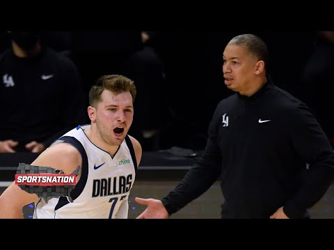 Ty Lue is going to be haunted by Luka Doncic if the Clippers lose Game 6 – Tim Legler | SportsNation
