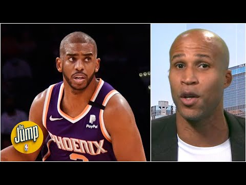 Richard Jefferson thinks the Suns could make the NBA Finals | The Jump