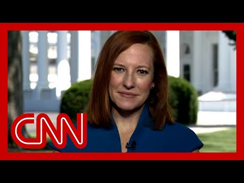 Psaki on how she deals with Fox News and right-wing media
