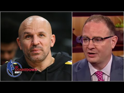 Woj explains why Jason Kidd removed his name from the Blazers' coaching search   NBA Countdown