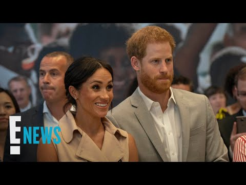 Meghan Markle & Prince Harry Get Sweet Messages From Royal Family | E! News