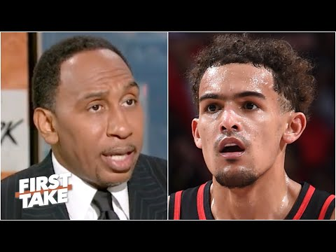 Stephen A. was surprised by Hawks vs. 76ers: Trae Young strikes fear in people! | First Take