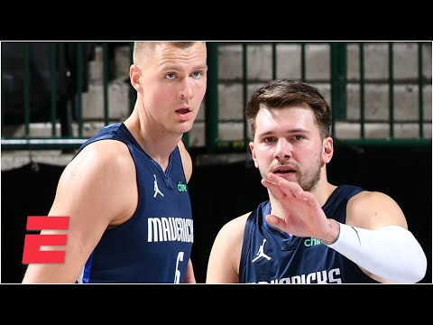 How close are Luka Doncic and the Mavericks to being an elite team in the West? | KJZ