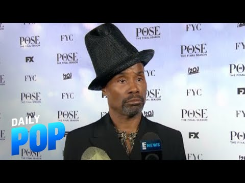 """Billy Porter Says Death of Pray Tell Is the """"Rebirth of Me""""   Daily Pop   E! News"""