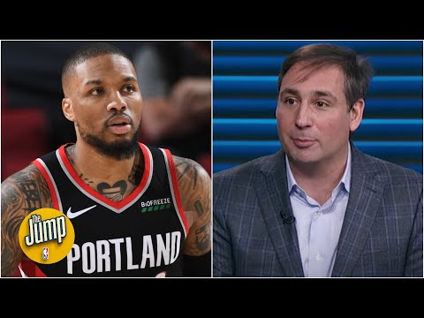 Damian Lillard will have a 'big voice' in coaching search – Zach Lowe | The Jump