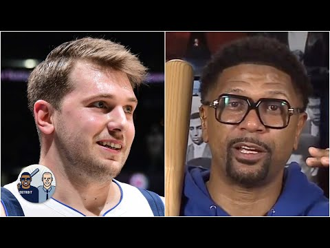Jalen reacts to Luka Doncic's comments about signing an extension with the Mavs | Jalen & Jacoby