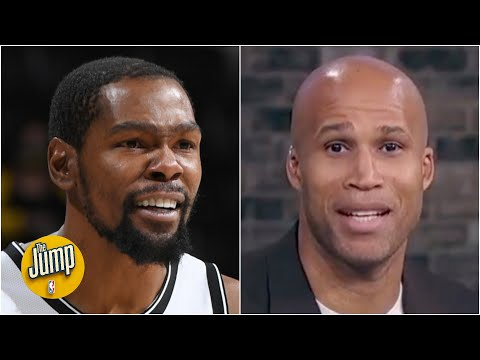 Is Kevin Durant the best player in the league? The Jump debates   The Jump