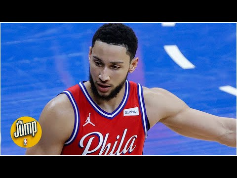 Is Ben Simmons getting picked on? The Jump reacts to Doc Rivers' concerns | The Jump