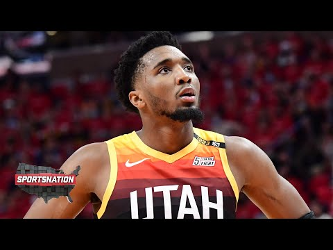 The Jazz take Game 1 vs. Clippers and the 76ers even series with the Hawks | SportsNation