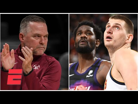 Are the Nuggets lacking inspiration from Michael Malone? | KJZ