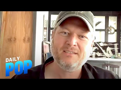 Why Blake Shelton Is Fine With Fans Approaching Him   Daily Pop   E! News