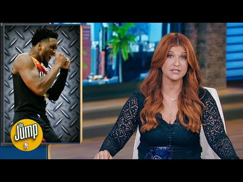 The building blocks that made Donovan Mitchell a force in the NBA Playoffs | The Jump