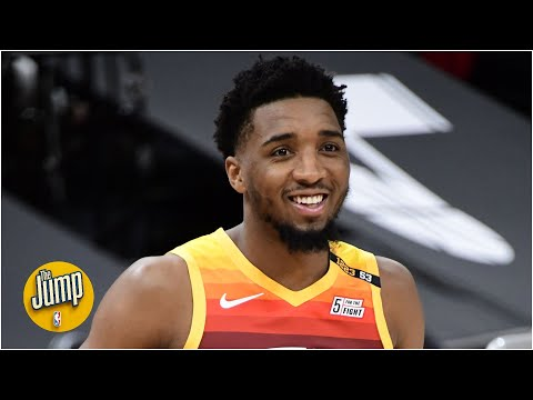 Donovan Mitchell didn't prove anything, he was already a STAR – Kendrick Perkins | The Jump espn