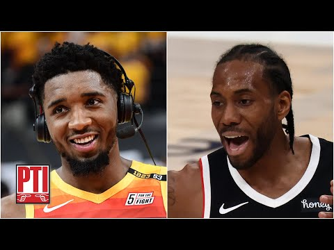 Is Donovan Mitchell the best player in the Jazz-Clippers series? | Pardon the Interruption