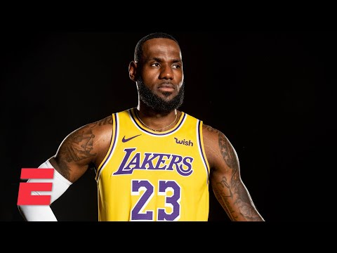 LeBron to switch from No. 23 to No. 6   KJZ
