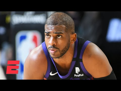 'They don't call him Point God for no reason!' – JWill on Chris Paul | KJZ