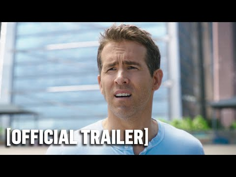"""""""Free Guy"""" Official Trailer"""