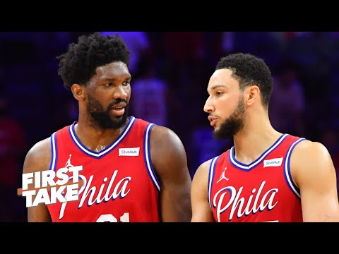 Ben Simmons or Joel Embiid: Which player is key for the 76ers in Game 3?   First Take