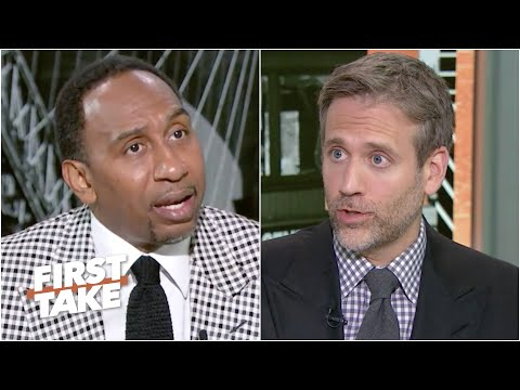 Max & Stephen A. have different views on Aaron Rodgers skipping training camp | First Take