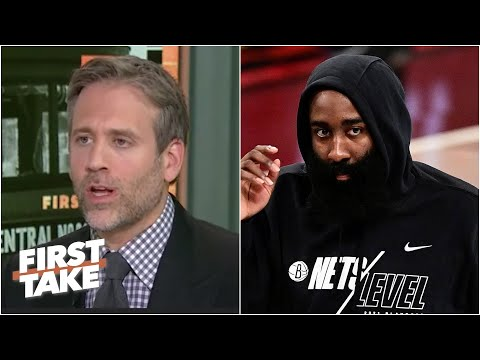 Max Kellerman underscores how important James Harden is to the Nets' offense   First Take