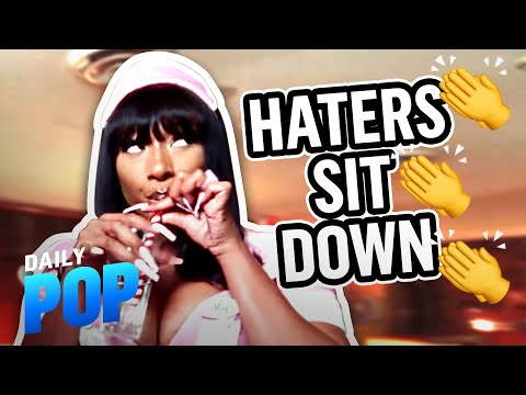 """Megan Thee Stallion's """"Thot S–t"""" Video Shuts Down Haters   Daily Pop   E! News"""