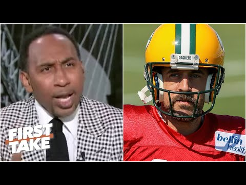 Stephen A. asks: What have the Green Bay Packers done to Aaron Rodgers? | First Take