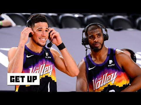 Tim Legler breaks down Chris Paul and the Suns advancing to the Western Conference finals