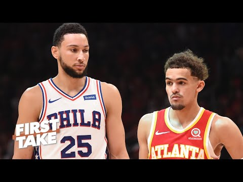 First Take's Game 4 predictions: 76ers vs. Hawks and Jazz vs. Clippers