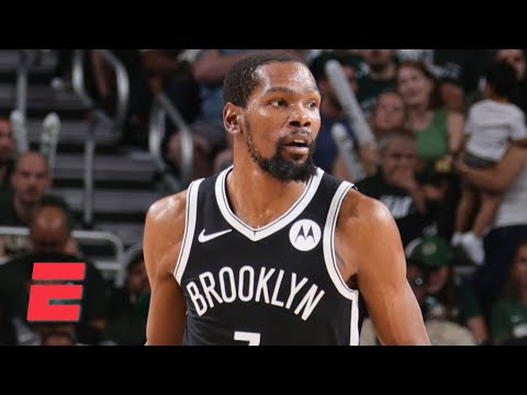 Can Kevin Durant inspire the Nets to victory without the rest of the Big 3? | KJZ