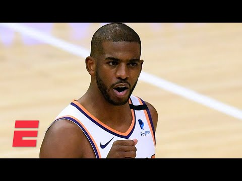 Woj on the Suns advancing to the WCF and Chris Paul's contract | KJZ