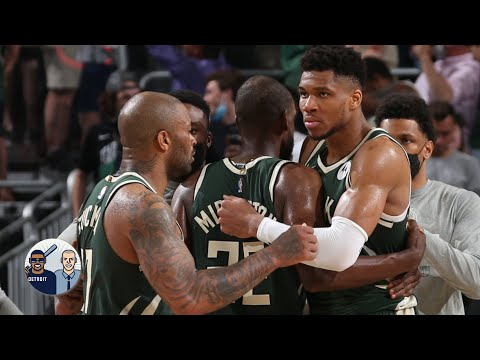 How Giannis Antetokounmpo & PJ Tucker changed the series for the Bucks | Jalen & Jacoby