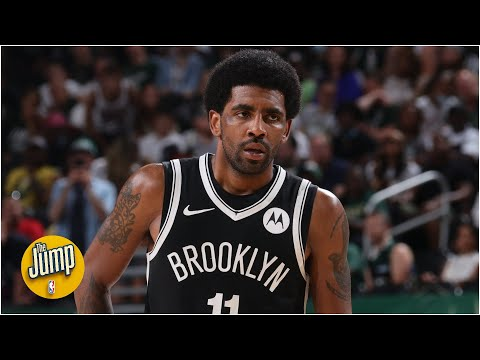 'As a former player, I don't see Kyrie returning in the next game or two' – Matt Barnes | The Jump