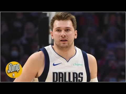 Reacting to a report Luka Doncic might not want to be in Dallas long term | The Jump