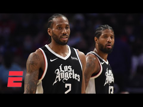 This is the Clippers' best chance to go deep in the playoffs – Tim Legler | KJZ