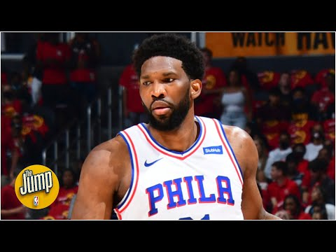 'There is no way to stop Joel Embiid' – Ramona Shelburne | The Jump