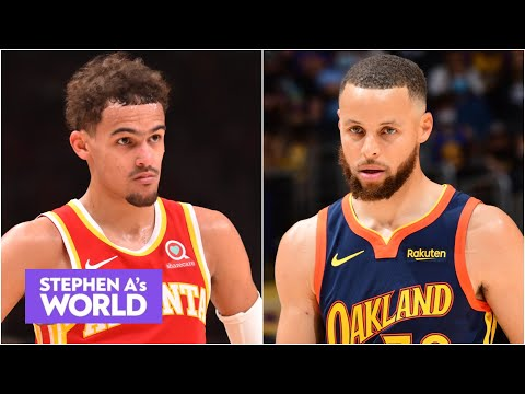 Can Trae Young be a better shooter than Steph Curry? 'Hell no' – Stephen A. | Stephen A.'s World