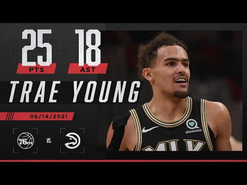 Trae Young leads HUGE rally for Hawks vs. 76ers | 2021 NBA Playoffs
