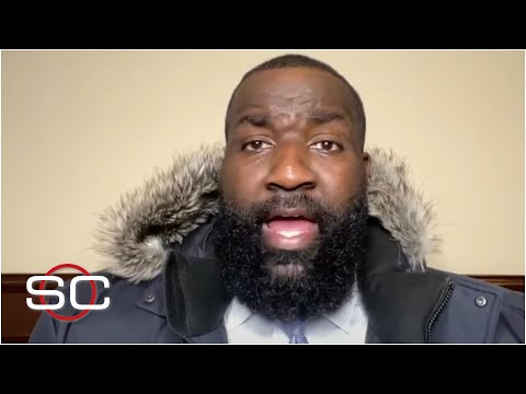 Kendrick Perkins needs a jacket because 'Ice Trae' Young was in the building | SportsCenter