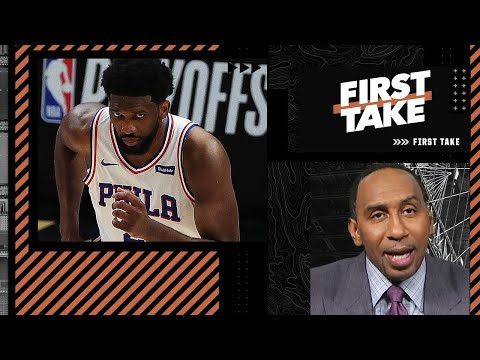 Stephen A. reacts to Game 4: The Hawks' comeback and Joel Embiid hampered by injury | First Take