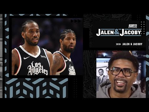 Jalen Rose's biggest takeaways from the Clippers' Game 4 win over the Jazz | Jalen & Jacoby