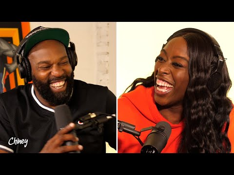 Baron Davis and Chiney Ogwumike break down the young stars taking over the NBA playoffs | #Chiney