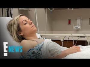 """Carly Waddell in """"Rough Shape"""" After Being Rushed to Hospital 