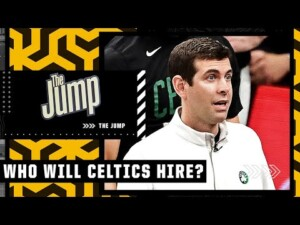 Who is the best fit to become the Boston Celtics head coach? | The Jump