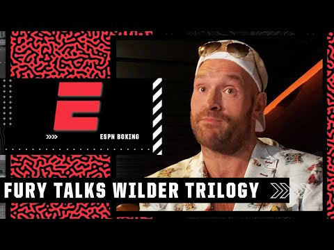 Tyson Fury predicts he'll KO Deontay Wilder within 3 rounds 🥊 | Boxing on ESPN