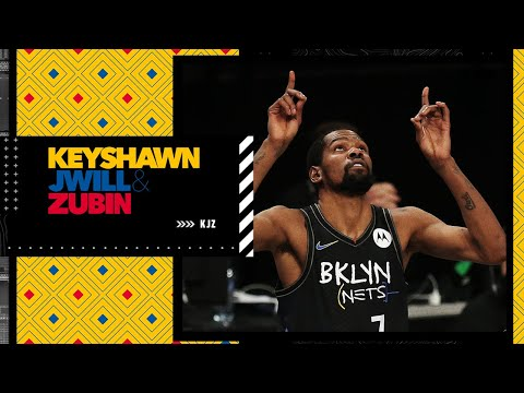 Reacting to Kevin Durant's legendary Game 5 performance | KJZ