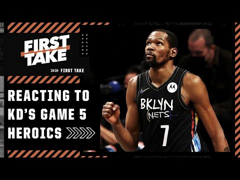Has the torch been passed from LeBron to Kevin Durant? | First Take