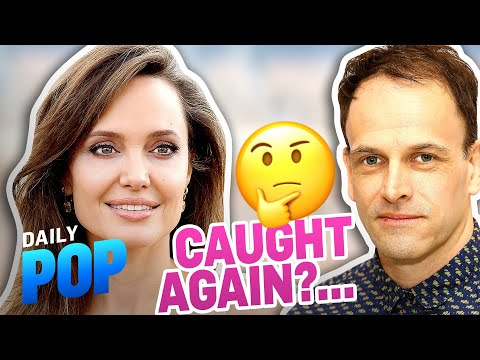 Angelina Jolie Caught at Ex Johnny Lee Miller's Apartment Again | Daily Pop | E! News