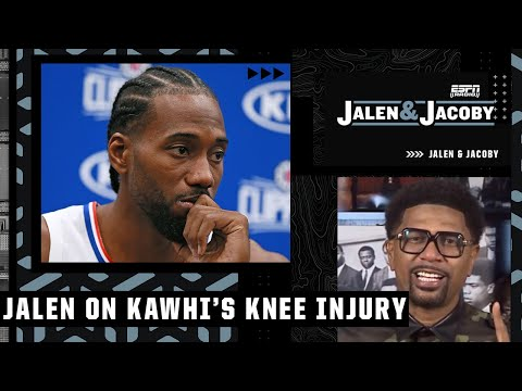 Jalen Rose anticipates the Clippers will lose the series without Kawhi | Jalen & Jacoby