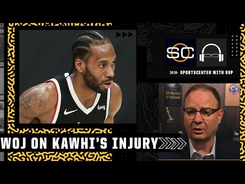 Kawhi Leonard is unlikely to return quickly from this injury – Woj | SC with SVP